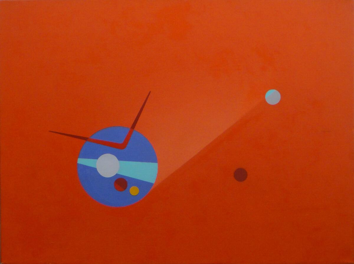 Fugitive Colors - 18x24, oil on linen