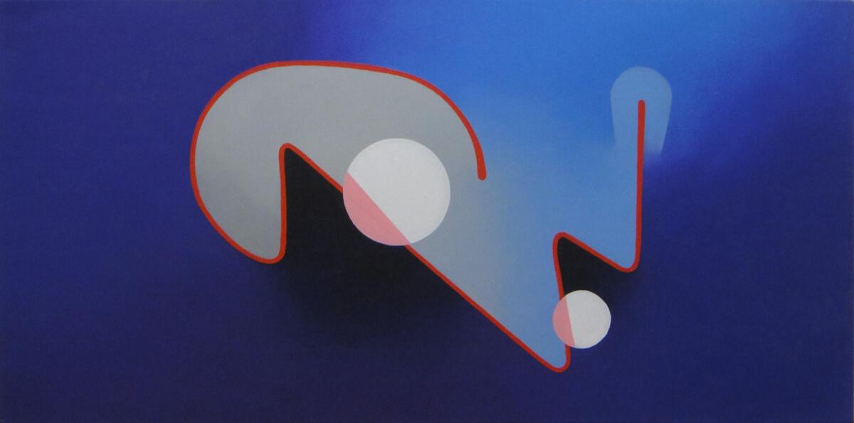 Milk Bubbles - 12x24, oil on linen