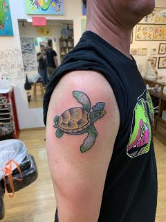 Punk Rock Turtle